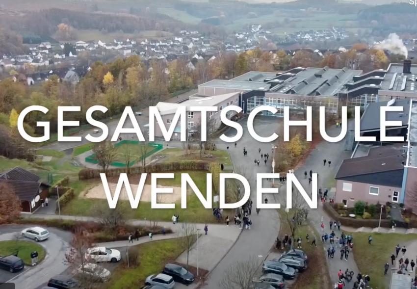 """Gesamtschule Wenden """"live"""""""