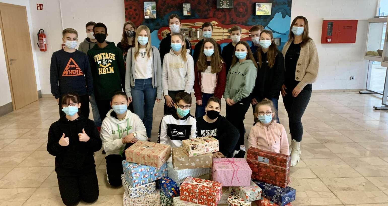 Weihnachten im Schuhkarton – Überraschungen für Kinder in Not